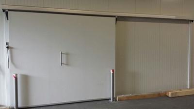 Kühlraumschiebetüren