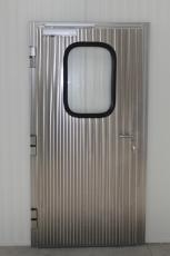 Betriebsraumtür P60 in RAL 9002 1,30m x 2,00m