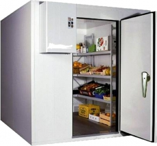 Kühlzelle PUR 80 1,20m x 1,20m