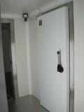 Tiefkühlraumdrehtür in RAL 9002 1,20m x 2,00m