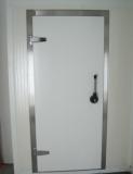 Kühlraumdrehtür in RAL 9002 0,80m x 2,00m